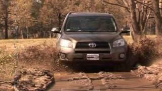 Test Toyota Rav 4 Routiere
