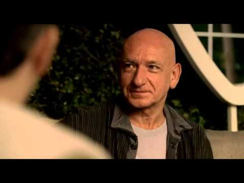 Christopher and Carmine talk to Ben Kingsley  The Sopranos HD