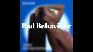 Mabel - Bad Behavior (Lyric Video)