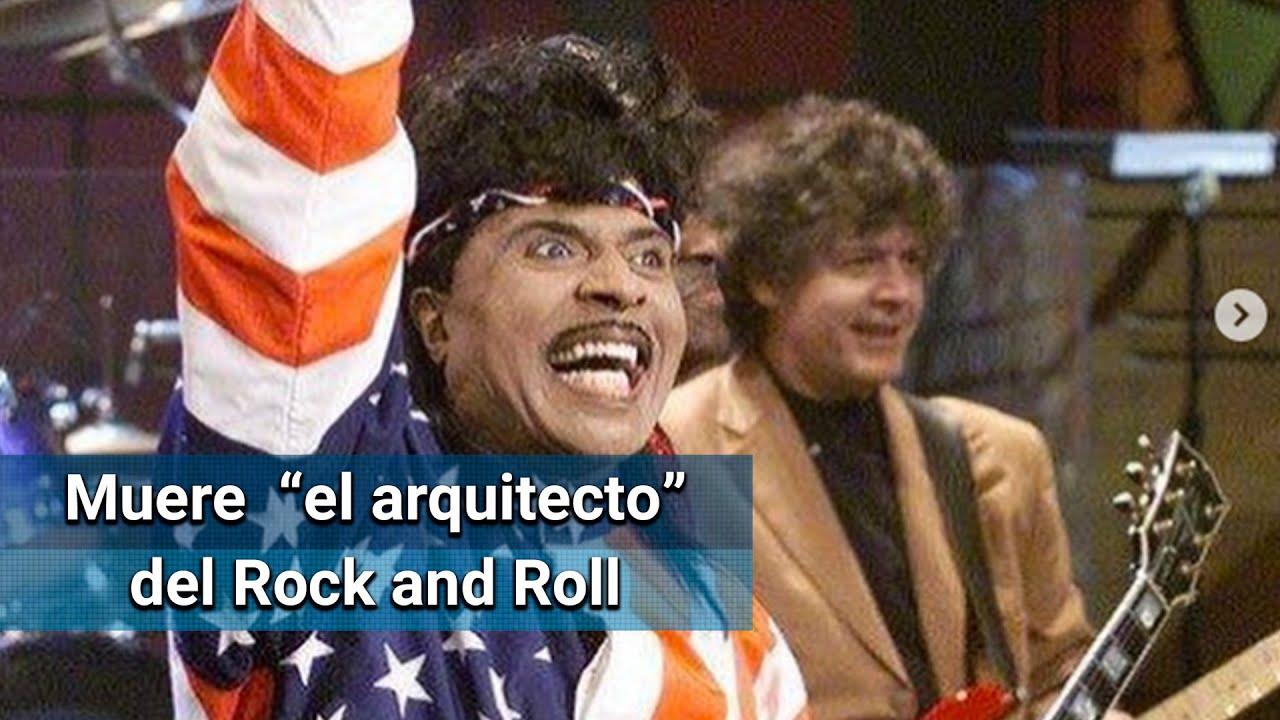 Muere Little Richard, pionero del rock and roll