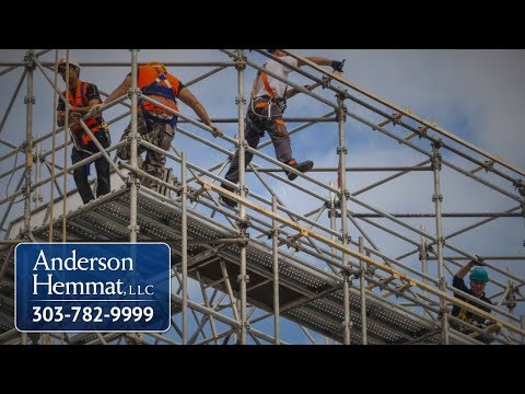 Construction Accident Lawyer for Colorado Worksite Injuries