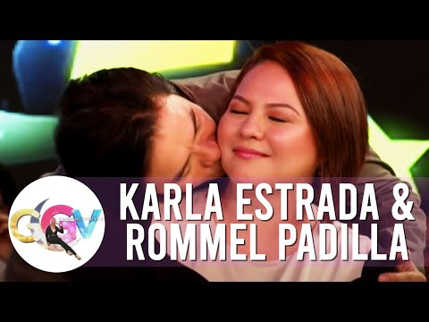 Vice dares Rommel to kiss Karla | GGV