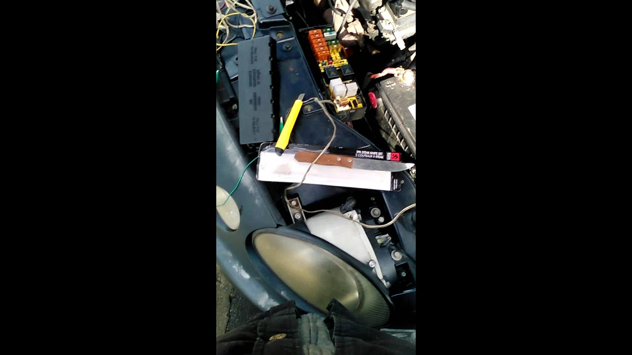 1998 Ford Taurus Generation 3 Cooling Fan Fix Youtube 2000 Wagon Fuse Box