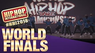 Fusion - Philippines | Silver Medalist MegaCrew Division at HHI's 2018 World Finals