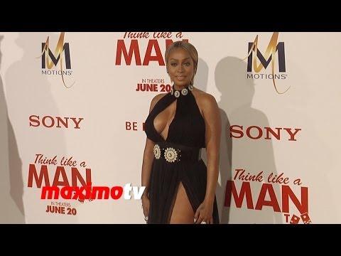 La La Anthony & Carmelo Anthony | Think Like a Man Too World Premiere | He Plays Sonia