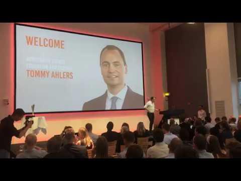 Tommy Ahlers -  Keynote Talk