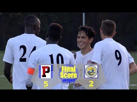 Pennington - 5 Peddie - 2 | High School Boys Soccer | Ibrahima Diop 4 Goals