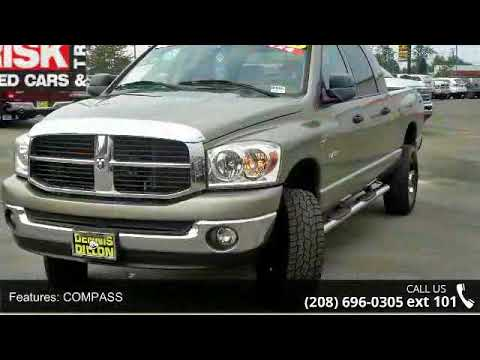 Dennis Dillon Dodge >> 2008 Dodge Ram 1500 Sxt 4wd Dennis Dillon Chrysler Jeep Youtube
