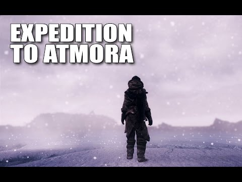 The EXPEDITION to ATMORA is coming! - Teaser