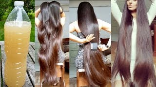 Wash Your Hair With This Mixture & Grow Hair Like Rapunzel - How To Stop Hair Fall & Hair Loss