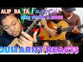 GUITARIST REACTS TO Kiss From a Rose - SEAL fingerstyle cover epic!