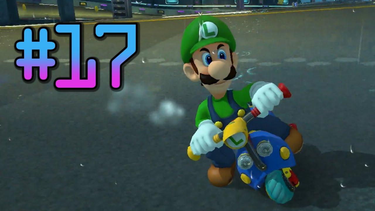 Mario kart 8 1 7