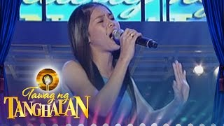 """Tawag ng Tanghalan: Marielle Montellano - """"Inseparable"""""""