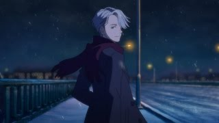 Yuri!!! on Ice Episode 2 Review/Impression | Yuri's training Begins!