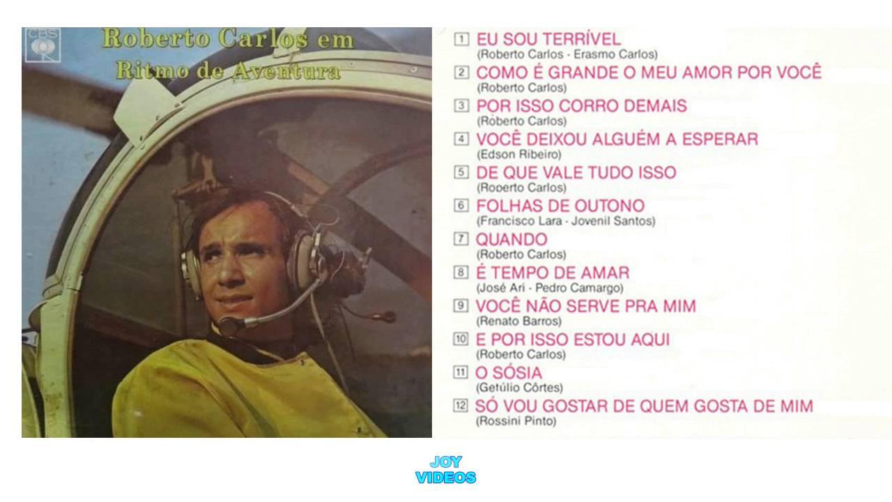 ROBERTO CARLOS 1967 - EM RITMO DE AVENTURA (MEDLEY) - YouTube