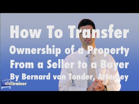 The Transfer of Property in South Africa - Introduction