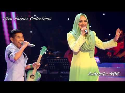 Dato Siti Nurhaliza dan Tegar - Aku Yang Dulu (live 2015) HD