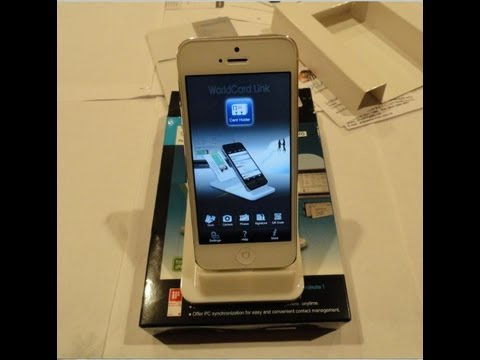 Worldcard link pro business card scanner review youtube worldcard link pro business card scanner review colourmoves