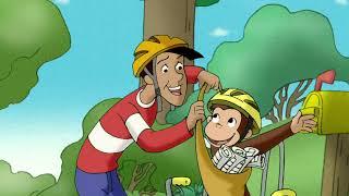 好奇的喬治 🐵Curious George Chinese 🐵好奇猴喬治騎腳踏車 🐵第1季 🐵动画片 🐵卡通 🐵动画 🐵Cartoon 🐵Animation