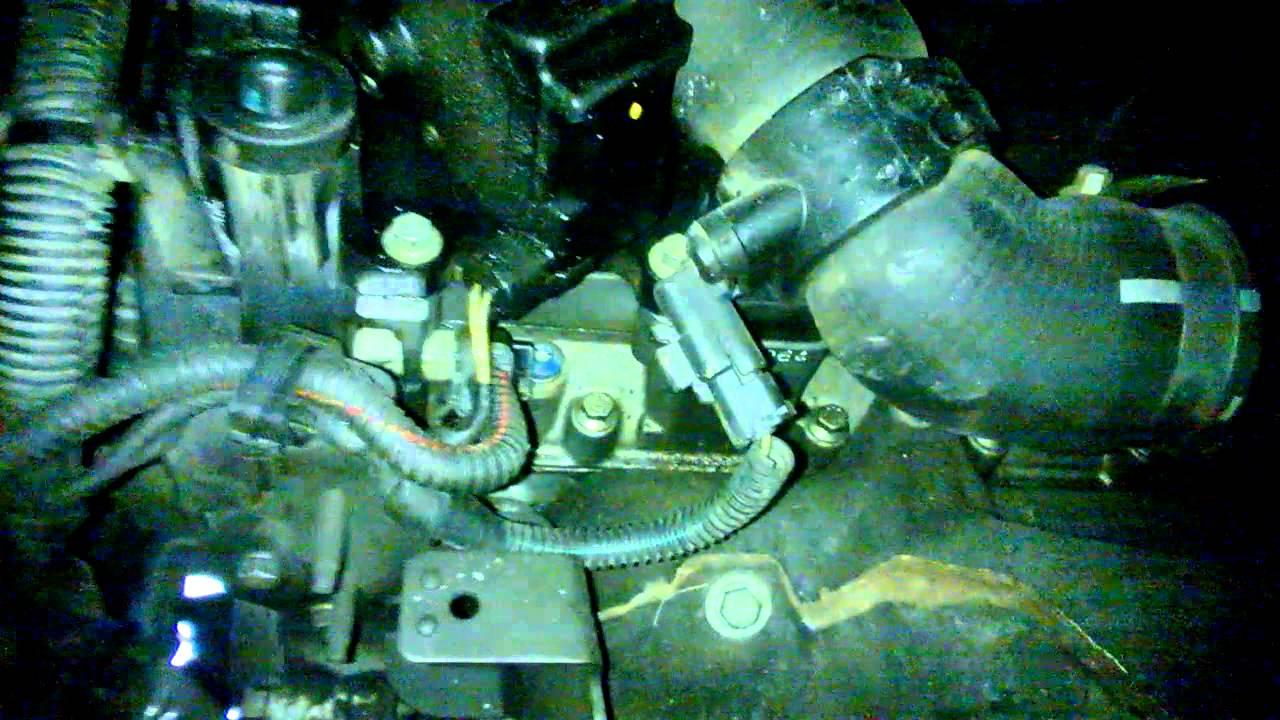 Peugeot 207 Turbo Basın 231 Sens 246 R 252 Turbo Pressure Sensor