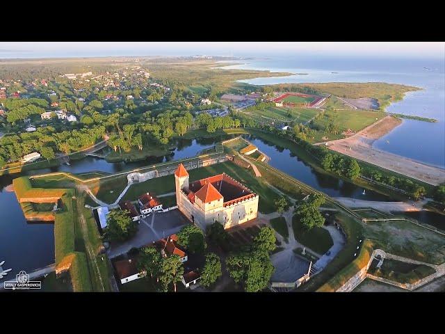 Saaremaa kirikud ja loodusobjektid I osa