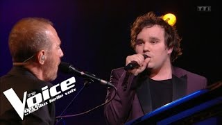 Calogero – Les feux d'Artifice | Jim Bauer | The Voice France 2021 | Finale