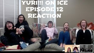 LIST OF SCENES/BEST REACTIONS BELOW: 0:47 VICTOR CRIES 2:41 Victor and Yuuri head to the rink 3:06 JJ's performance 5:36 Phichit's performance 6:36 ...
