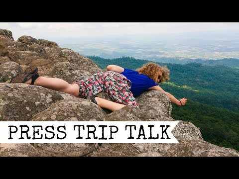 Press Trip Talk | My experience | Tips and tricks to get a press trip | Travel Video 2017