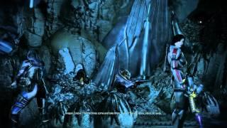 Mass Effect 3: Meeting the Rachni Queen & Grunt