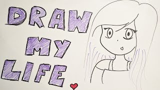 DRAW MY LIFE | Lyna Vlogs