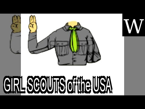 GIRL SCOUTS of the USA - WikiVidi Documentary