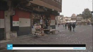 التوصل لمسودة لاتفاق وقف إطلاق النار في سوريا