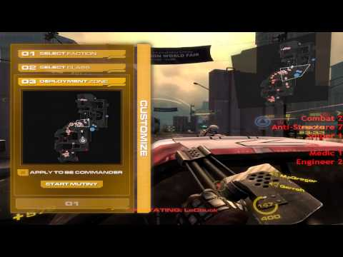 Timeless plays: Nuclear Dawn: 73 Clockwork part 1 |