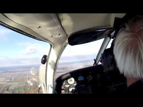Part 1 – Piper Archer N5804F - Communications With ATC - TriCity [3G6] To Lorain County [KLPR]