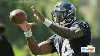 Recapping the Seahawks' first week of training camp - New Day Northwest