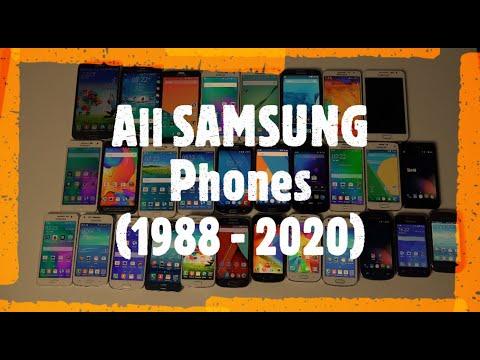 all-samsung-phones-(1988---2020)-|-flip-phones-to-smartphone-|-history-of-samsung-|