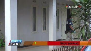Polisi Geledah Rumah Pelaku Terkait Bom Panci