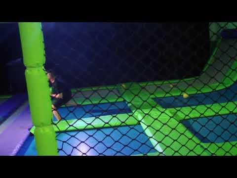 Ultimate Dodgeball Jump4Joy Indoor Trampoline Park (Durban North)