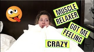 SIDE EFFECTS & SYMPTOM OF MUSCLE RELAXERS || BACK PAIN RELIEF || BACK INJURY || Life with Jackie