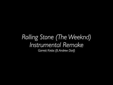 Rolling Stone (The Weeknd) Instrumental Remake