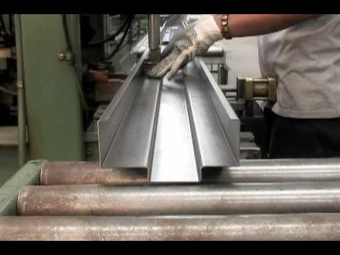 Metal Manufacturing Industries - YouTube