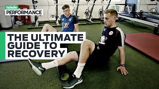 How To Recover Afтer Training And A Match | Football Recovery Session | You Ask, We Answer