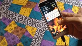 Samsung Galaxy J3 2016 USB OTG support check - Hindi