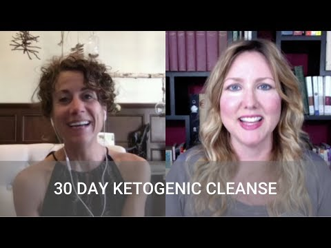 #202 30 Day Ketogenic Cleanse with Maria Emmerich - Wendy Myers