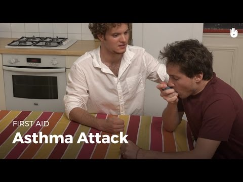 First Aid: Asthma Attack | First Aid