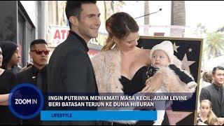 Download Ingin Putrinya Menikmati Masa Kecil, Adam Levine Beri Batasan Terjun ke Dunia Hiburan Mp3