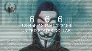 ANONYMOUS- THE COLLAPSE OF THE DOLLAR - SEND IN THE BEAST -E3