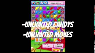 Candy Crush Saga 1.97.0 Unlimited Moves [HACK]