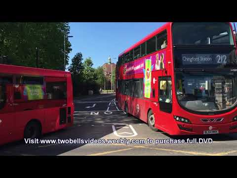 Down The Smoke 2018 (London Buses) - Youtube Freeview