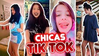 TIPOS DE CHICAS EN TIKTOK! Cuál soy? 🤪 | Leyla Star 💫